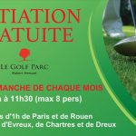 Actualité - Initiation gratuite - Golf Parc Robert Hersant