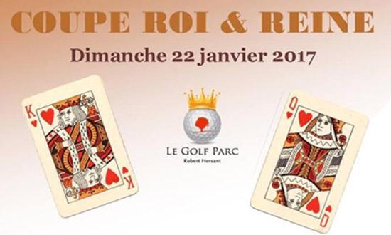 Coupe Roi et Reine - Golf Parc Robert Hersant - Miniature