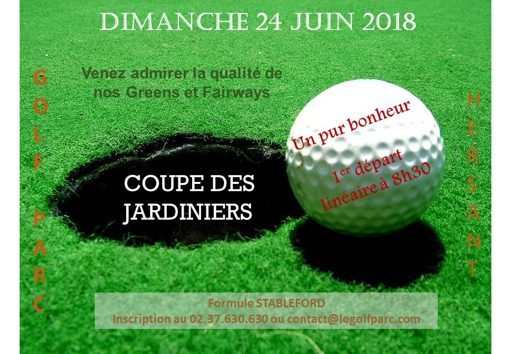 Coupe des jardiniers dimanche 24 juin golf parc robert hersant - Dotation coupe de france ...