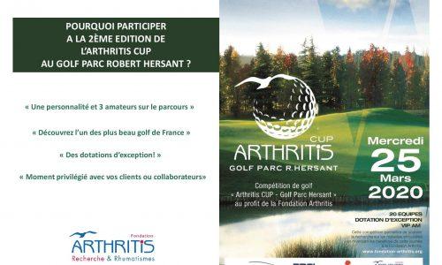 Pourquoi participer - Arthirtis Cup Golf parc R.Hersant 2020----1