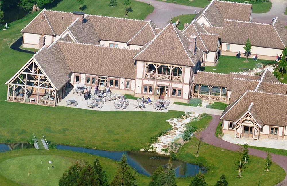 Club House Golf Parc Robert Hersant 7