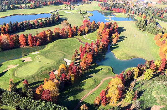 Golf Parc Robert Hersant - Golf 18 trous