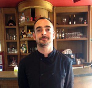 Chef David Gonsard - Restaurant Le Sequoïa