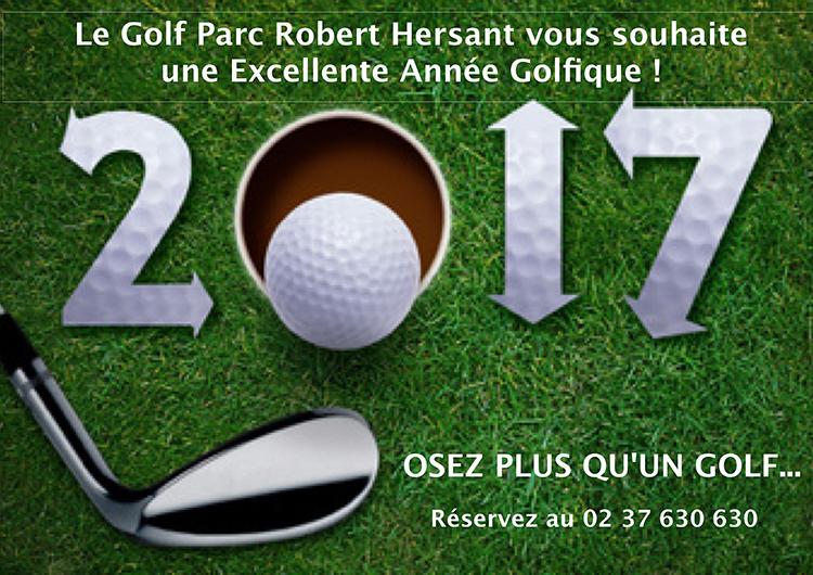 Voeux 2017 du Golf Parc Robert Hersant